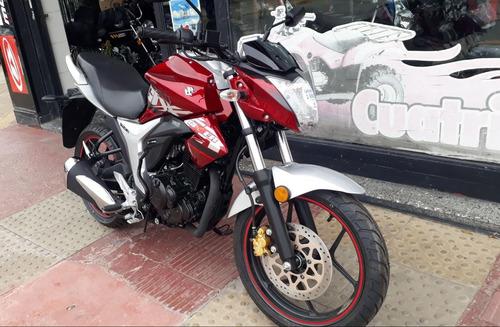 moto suzuki gixxer 150 tipo yamaha  motovega