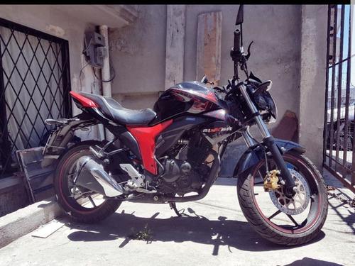 moto suzuki gixxer 2017