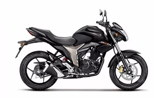 moto suzuki gixxer azul 150 naked 0km 2020 ya 19/7