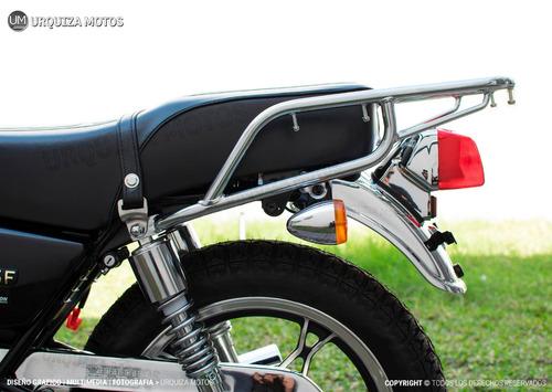 moto suzuki gn 125 cafe racer bobber custom tracker 0km