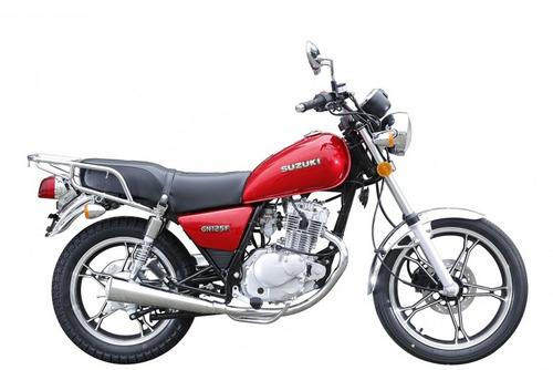 moto suzuki gn 125  gn 125 f  0km oferta consultar contado