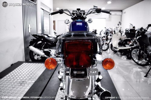 moto suzuki gn 125 h cafe racer bobber custom tracker 0km