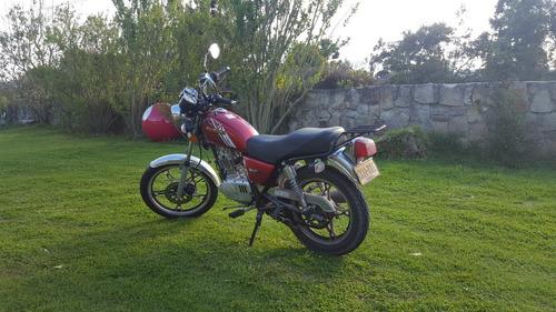 moto suzuki gn nova cc 124 modelo 2016