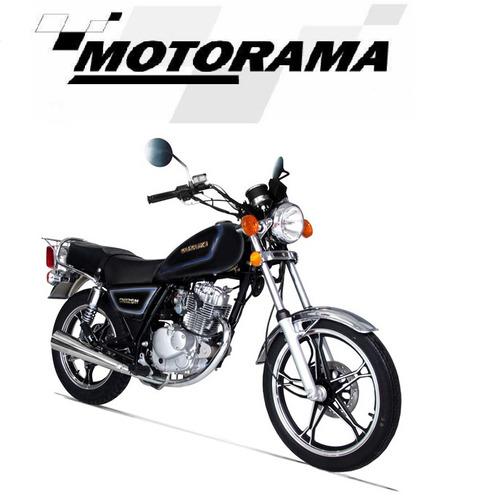 moto suzuki gn125 chopper 0km