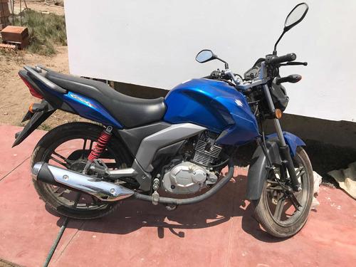 moto suzuki gsx 125