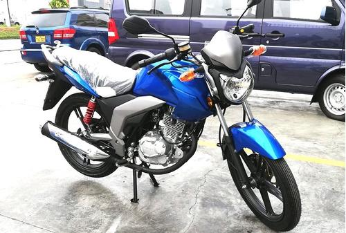 moto suzuki gsx 125 ( no honda cb 125)
