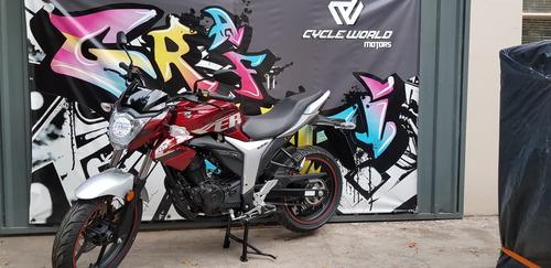 moto suzuki gsx 150 gixxer 0km 2020 azul stock real al 25/5