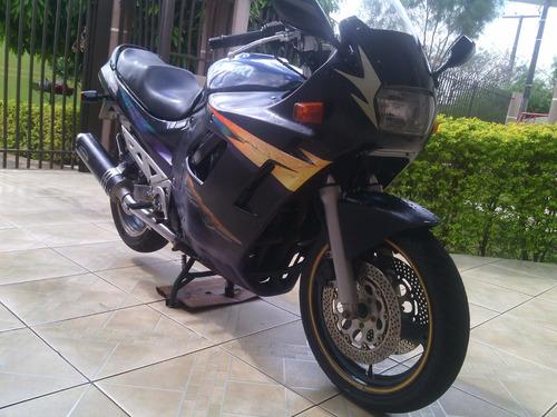 moto suzuki gsx 750f original, 10.500, só hoje, black friday
