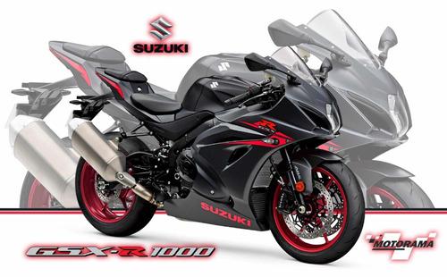 moto suzuki gsx r 1000 a 0km gsr no r1 r6 no cbr zx10