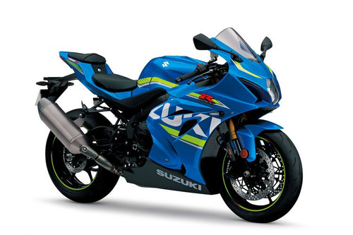 moto suzuki gsx r 1000 a 2018 entrega inmediata