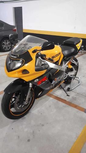 moto suzuki gsx-r 750 w srad