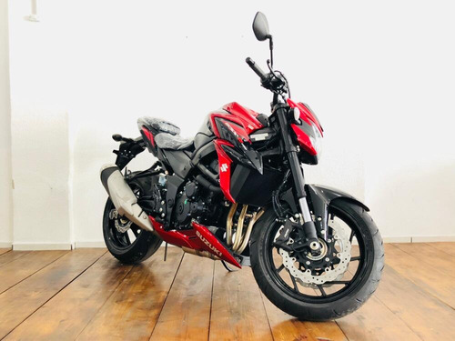 moto suzuki gsx-s 750 2020 vermelha nova 0km pronta entrega