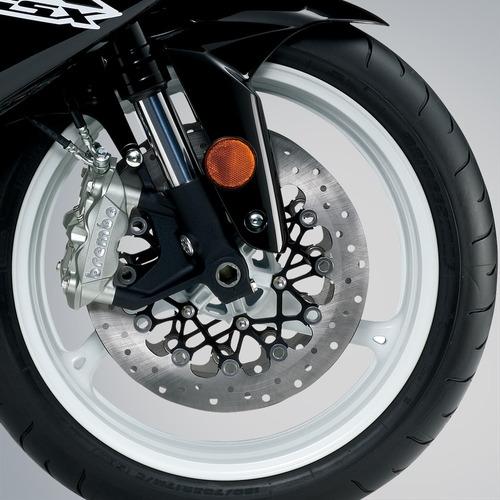 moto suzuki gsxr600 2018 blanco