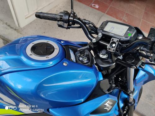 moto suzuki gsxs 150 mod 2018