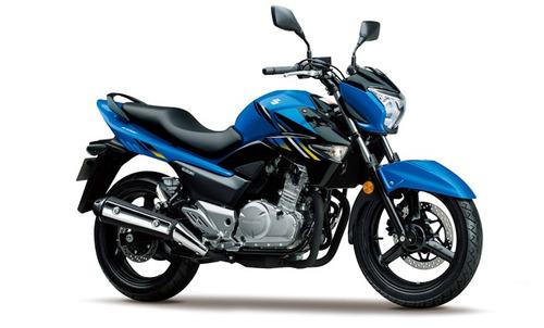 moto suzuki inazuma 250 inyección financiacion 0km 2017