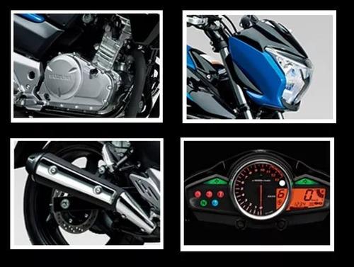 moto suzuki inazuma 250 inyección whatsapp 1140298368 consul