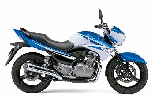 moto suzuki inazuma 250 motos