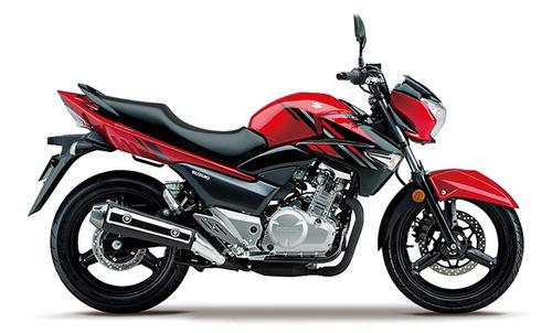 moto suzuki inazuma gw 250 0km 2018 inyeccion financiacion