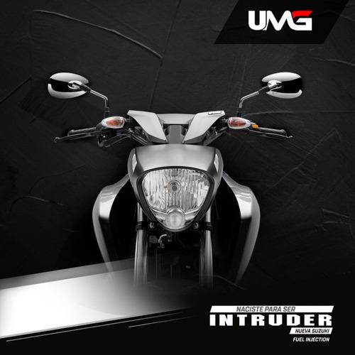 moto suzuki intruder 150 m. 2019 - financiación directa