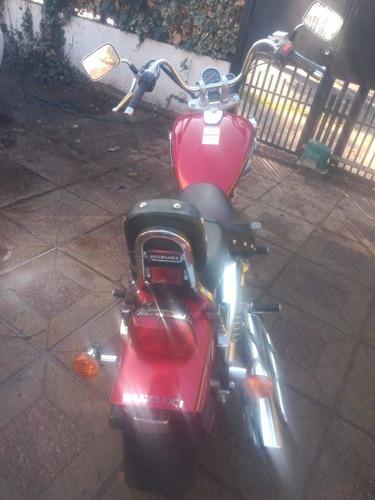 moto suzuki modelo gz150