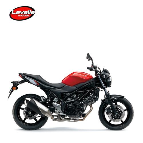 moto suzuki sv-650 a  0km -lavalle motos