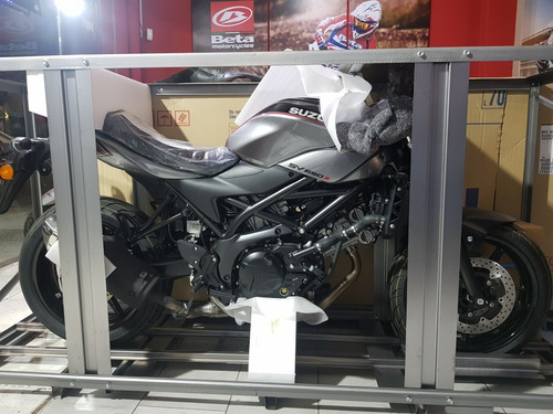 moto suzuki sv 650 x cafe racer 0km 2019 hasta el 14/8