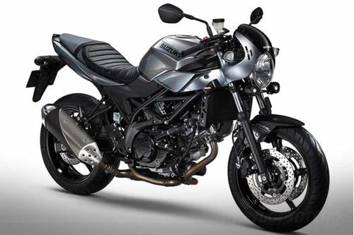 moto suzuki sv 650x cafe racer  0km 2019 llevala usd 31/8