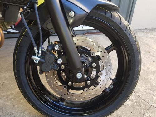 moto suzuki sv 650x cafe racer  0km 2019 llevala usd 6/6
