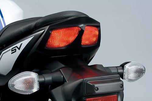 moto suzuki sv650 sv 650 street naked 0km 2017 v-twin