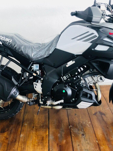moto suzuki v-strom 1000xt branca dl big trail 2019 0km