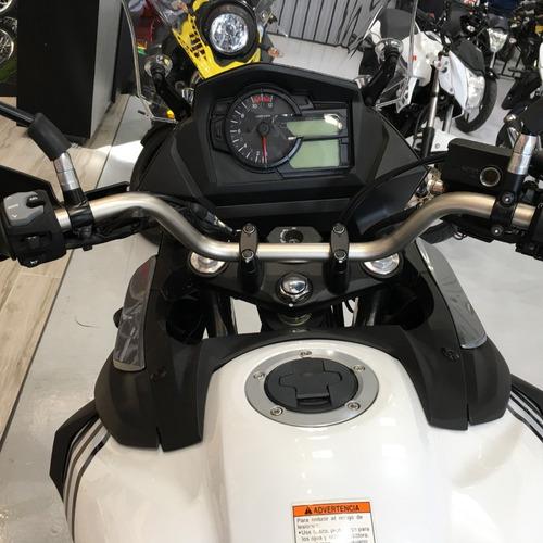 moto suzuki v-strom 650xt / financiación