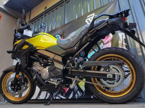 moto suzuki v strom dl 650 xt touring 0km 2019 billete 6/6