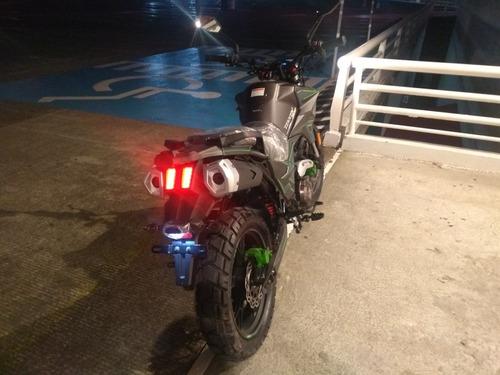 moto tekken 2019