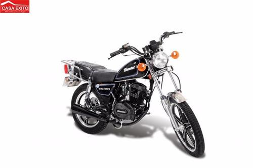 moto thunder tgn 150colores azul, negro y rojo año 2016
