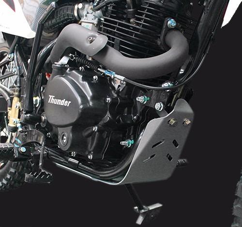 moto thunder trs 200r colores azul, blanco, negro, rojo 2016