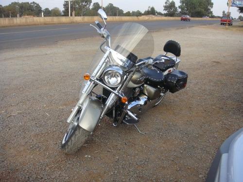 moto tipo harley suzuki choppers 1500cc 2008,,,no cambio