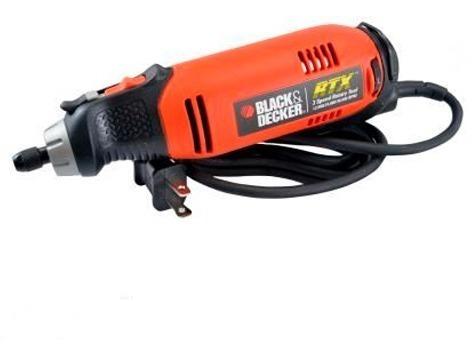 moto tool rtx-6 240w+bolsa de lona+accesorio black & decker