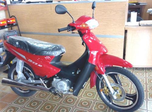 moto toro 110cc tipo pollera con o sin parrilla