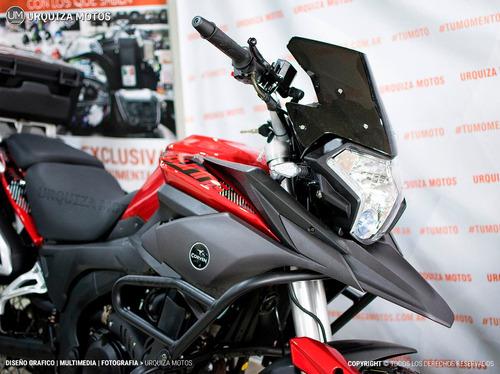 moto tourer corven triax touring 250 2017 0km urquiza motos