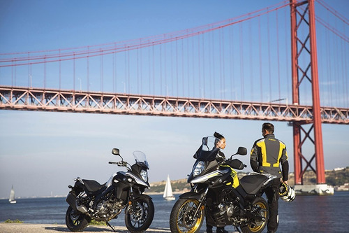 moto touring suzuki vstrom 650 xt v strom 0km 3 colores