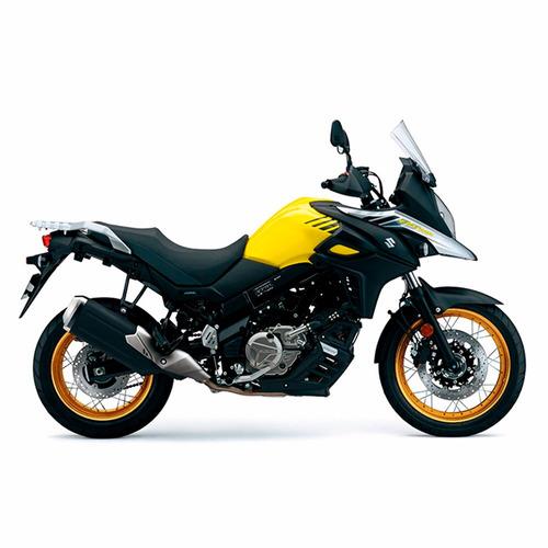 moto touring suzuki vstrom 650 xt v strom 0km julio