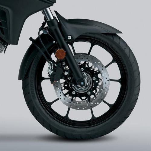 moto touring suzuki vstrom dl 650 xt frenos abs turismo um