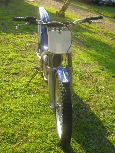 moto trial del