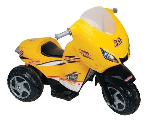 moto triciclo a bateria 6 volt biemme babymovil