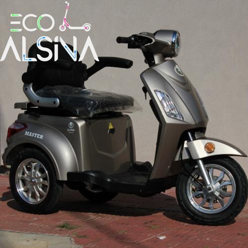 moto triciclo eléctrico no sunra shino / con reversa