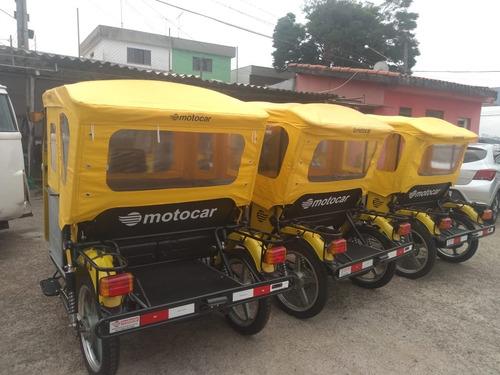 moto triciclo motocar