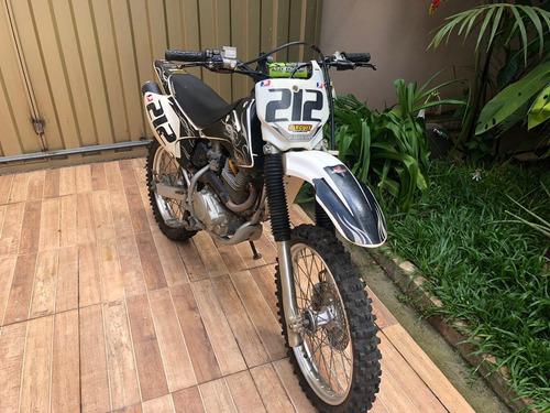 moto trilha crf230 - excelente