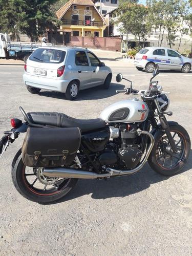 moto triumph street twin 900 cc 2016
