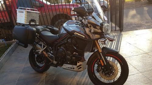 moto triumph tiger explorer 1200 xc