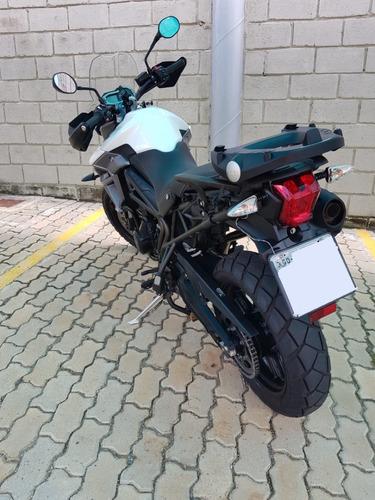moto triumph tiger xrx 800 completa, ipva pago, único dono